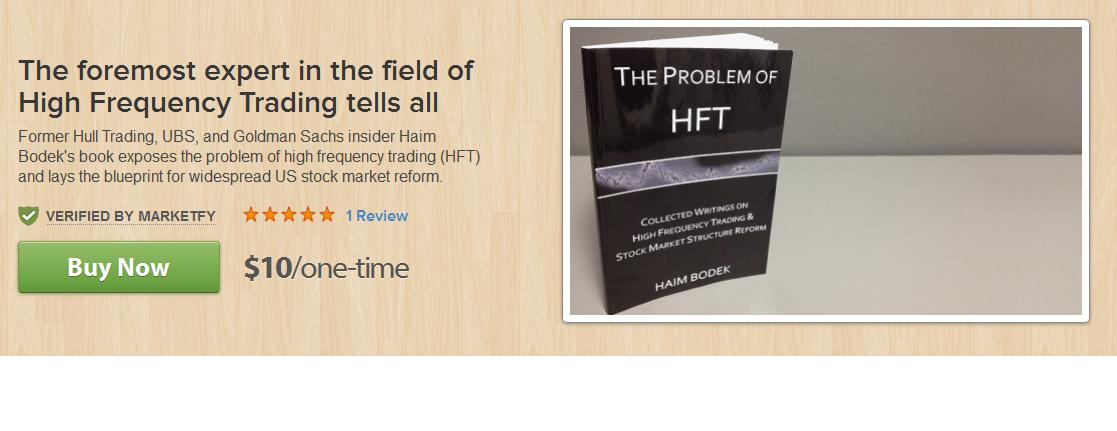 The Problem Of HFTs