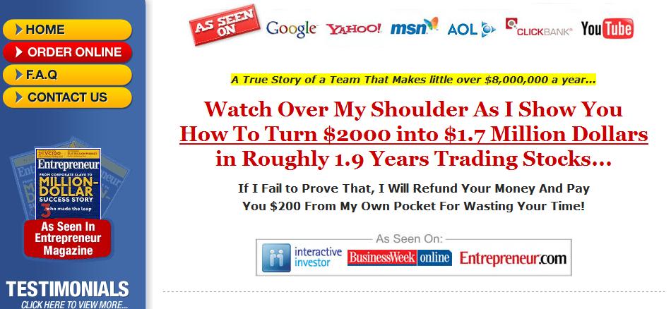 Insider Secrets Of Successful Traders
