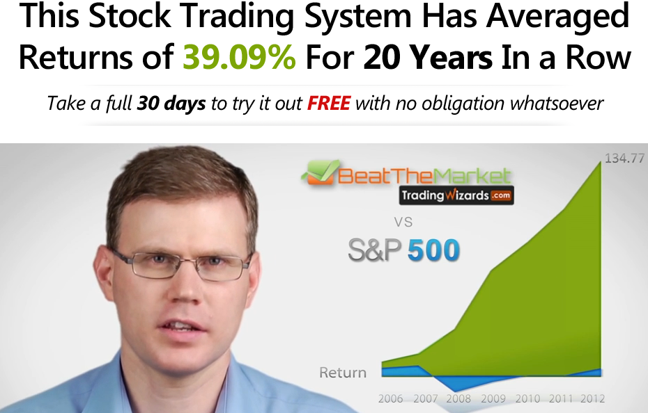 Stock Trading Wizard BeatTheMarket System